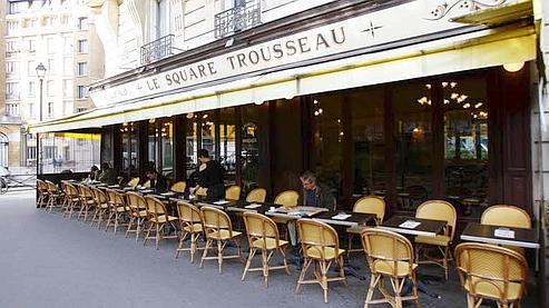 Dés le 1er juillet 2009, un menu « entrée-plat-dessert-café » à moins 11,8% dans les restaurants. (Crédits photo: Jean-Christophe MARMARA / Le figaro)