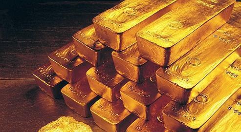 La Chine, cinquième détenteur d'or au monde