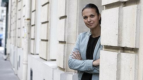 «J'aime bien le mélange des genres, y compris celui des gens, dans la rue», Isabelle Giordano.
