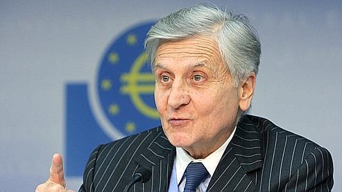 Jean-Claude Trichet , directeur de la BCE. (Crédits photos : AP)