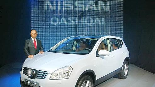 Nissan affiche sa première perte sous l'ère Ghosn
