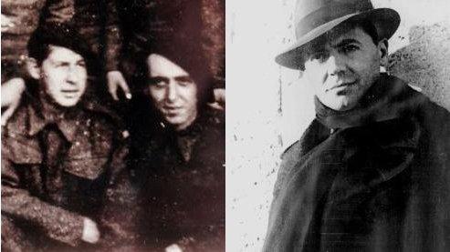 Daniel Cordier (ci-dessus à droite, en 1940) a rencontré Jean Moulin en 1942. Il fut son plus proche collaborateur. Son livre est un précieux témoignage sur la véritable personnalité de ce grand chef de la Résistance.