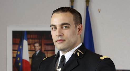 Mohamed-Ali Bouharb, le 7 mai dans son local au fort militaire de Charenton.