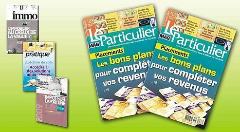 Particuliers Éditions, qui publie Le Particulier, Le Particulier pratique, Le Particulier immobilier et La Lettre des placements, a été cédé vendredi au Groupe Figaro.