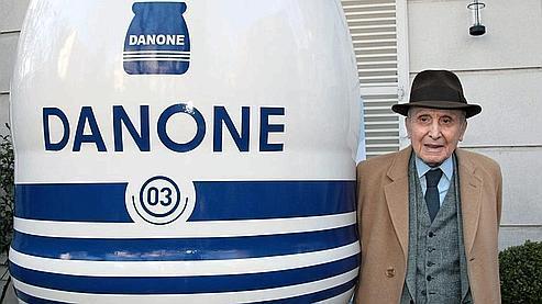 Le fondateur de Danone s'éteint à 103 ans