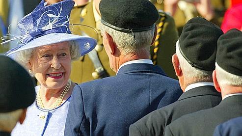 Débarquement : l'absence d'Elizabeth II fait polémique