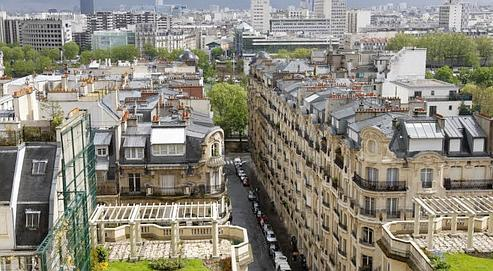 Immobilier les ventes s 39 effondrent en ile de france for Programme immobilier neuf region parisienne