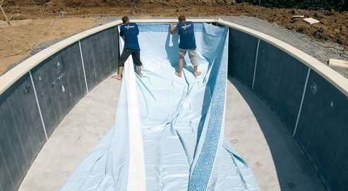 Chez le fabricant de piscines Desjoyaux, certains salariés donnent un jour de RTT ou de congés payés (photo DR).