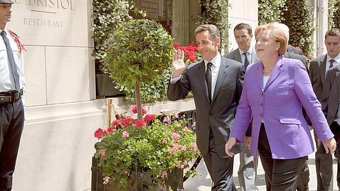 Paris et Berlin réclamentdes clarifications à Barroso