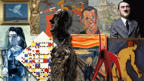 Faites votre palmarès des 40 artistes du siècle