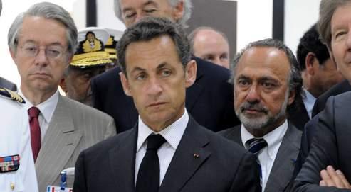 Nicolas Sarkozy a inauguré à Abu Dhabi, le 26 mai dernier, la première base militaire française dans le golfe Persique.