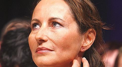 Ségolène Royal à Rezé, lors du meeting du Parti socialiste pour les élections européennes, le 27 mai dernier.