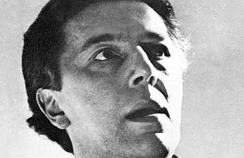 André Breton (ici une photo non datée) rompit très vite avec Léona Delcourt.