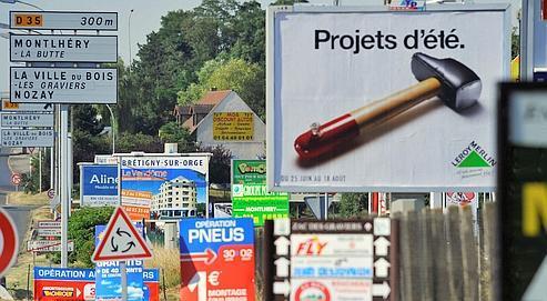 Les panneaux publicitaires sous haute surveillance for Panneaux publicitaires exterieur