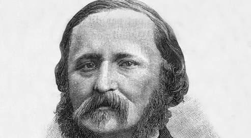Léon Scott de Martinville fut l'inventeur du phonautographe, l'ancêtre du phonographe d'Edison.
