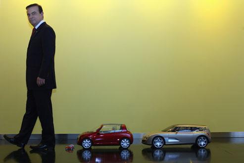 De globe-trotter, Carlos Ghosn est devenu plus sédentaire. Il passe désormais l'essentiel de son temps en France, au siège social de Renault, à Boulogne-Billancourt.
