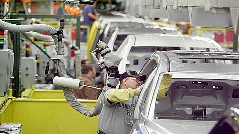 General motors sera fix ce mardi sur son avenir for General motors protection plan
