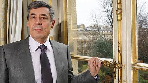 Henri Guaino, le conseiller spécial de l'Elysée. (photo Le Figaro)