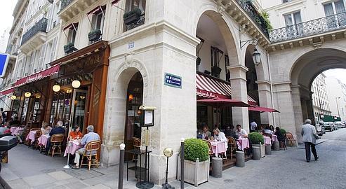 Le Figaro - La Fontaine de Mars : Paris 75007 - Cuisine Française ...