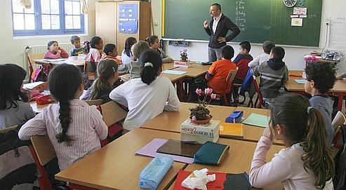 Un quart des élèves de CE1ne sont pas au niveau