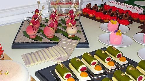 Les pâtisseries préparées par le club des Sucrés (Photo : Alice Bosio)