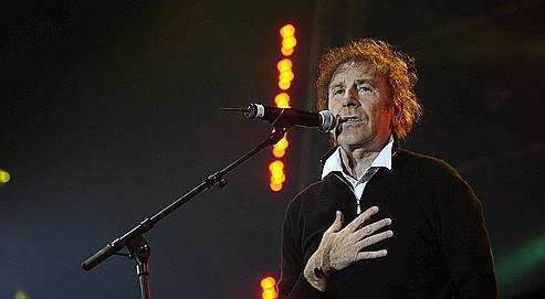 Pour le coup d'envoi du festival, vendredi soir, Alain Souchon a donné une éblouissante version reggae de L'Amour à la machine.
