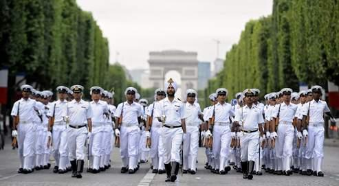 14 juillet : l'Inde, invitée d'honneur du défilé militaire