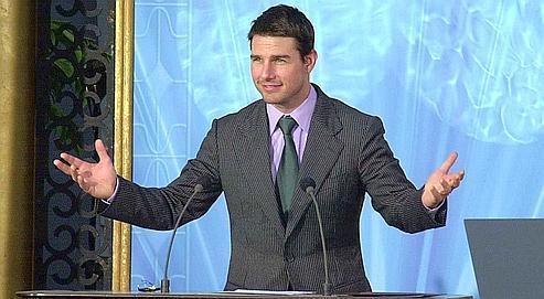 Tom Cruise, star de la Scientologie