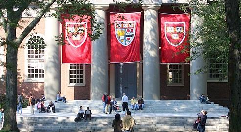 Harvard est l'une des universités américaines les plus prestigieuses.