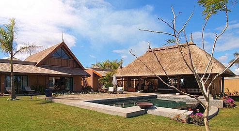 Vente Villa Club Med Ile Maurice