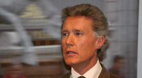 Jean-François Decaux, président du directoire et codirecteur général du groupe de communication extérieure.