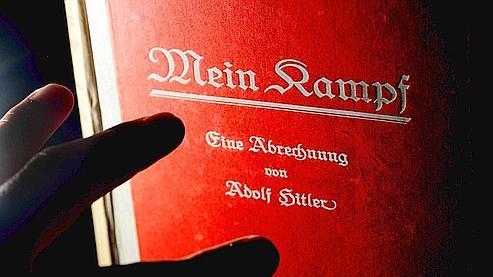 Mein Kampf pourrait être réédité en Allemagne