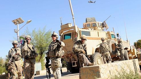 68.000 GI's devraient occuper l'Afghanistan d'ici la fin de l'année.