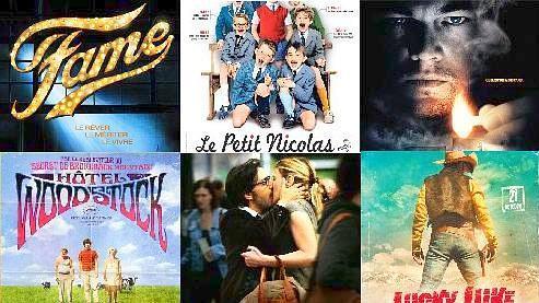 Rentrée cinéma : l'agenda des sorties