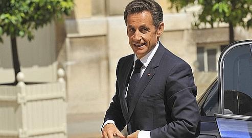 Rentrée studieuse pour Nicolas Sarkozy