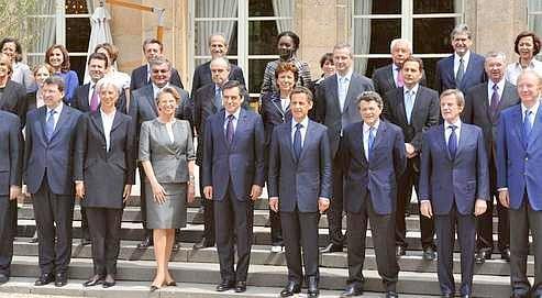 Diversité et ouverture pour Nicolas Sarkozy.