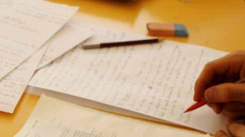 L'orthographe grammaticale, qui traduit les liens entre les mots, ferait défaut à une part croissante des élèves.