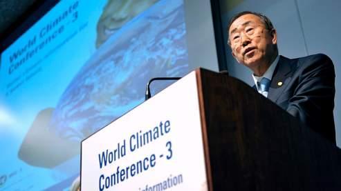 «La planète ne peut se permettre un échec» concernant la réduction des gaz à effet de serre, a marteléle secrétaire général de l'ONU Ban Ki-moon.