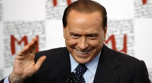 L'industriel Gianpaolo Tarantini aurait payé une trentaine de jeunes femmes pour qu'elles l'accompagnent aux soirées de Silvio Berlusconi (ci-dessus).