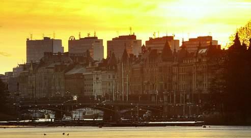 La capitale suédoise, Stockholm, s'est fixé pour objectif une émission de zéro CO2 en 2050.
