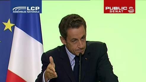 Sarkozy fixe le prix de départ de la taxe carbone à 17 euros