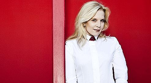 Sylvie Vartan: «J'ai toujours rêvé d'être une artiste !»