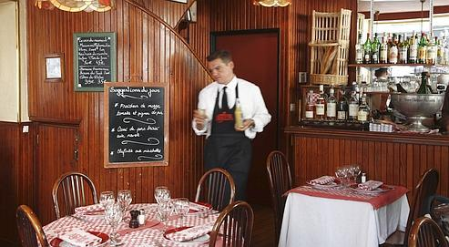 Astier, un vrai bistrot des années 50 aux assiettes impeccable.