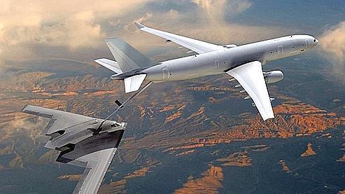 Ravitailleurs : le Pentagone lance un nouvel appel d'offres