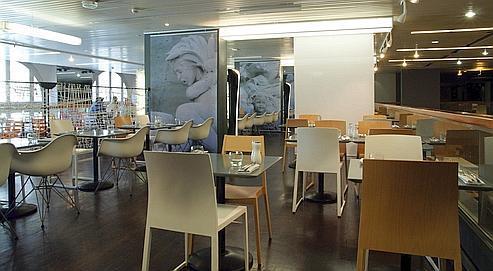Les Galeries, nouvel espace de restauration du Grand Palais (DR)