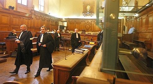 Ambiance de salle au procès Colonna, en février dernier. Si la Cour décidait jeudi de suivre la démonstration de l'avocat spécialisé Patrice Spinosi, toute l'activité des cours d'assises s'en trouverait bouleversée.