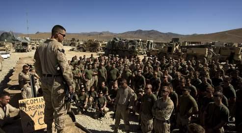 Retour au pays pour les Marines de la Company Fox postée dans la province de Farah. Tandis que l'opinion publique est de plus en plus dubitative, l'Administration américaine s'interroge sur la nécessité d'engager plus de troupes sur le théâtre afghan.