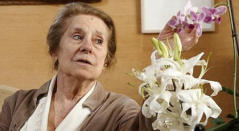 Madeleine Malraux à Paris, en septembre dernier.