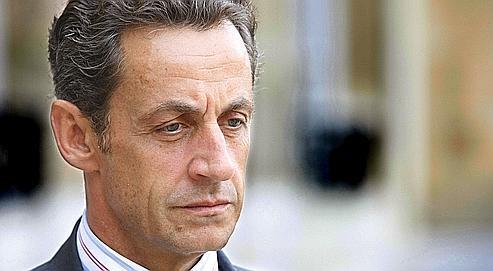 Selon les proches du chef de l'État, Nicolas Sarkozy s'estime à nouveau la cible des médias.