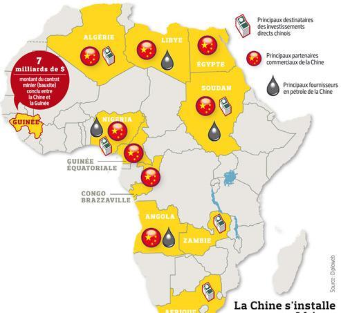 L'Afrique se rebiffe contre le «néocolonialisme» chinois